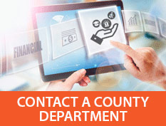Contact a County Department